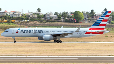 A picture of N606AA - Boeing 757223 - [27057] - © Terris Scott