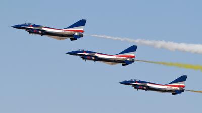 02 - Chengdu J10AY - China - Air Force