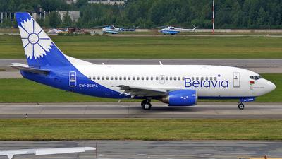 EW-253PA - Boeing 737-524 - Belavia Belarusian Airlines