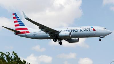 N984NN - Boeing 737-823 - American Airlines