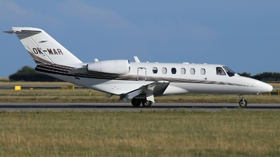 OK-MAR - Cessna 525A CitationJet 2 Plus - Aeropartner