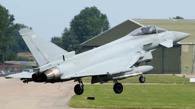 ZK325 - Eurofighter Typhoon FGR.4 - United Kingdom - Royal Air Force (RAF)