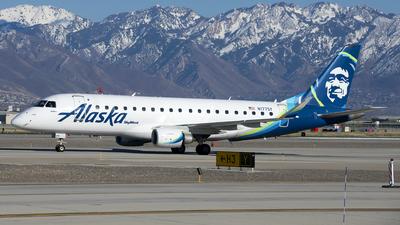 N177SY - Embraer 170-200LR - Alaska Airlines (Skywest Airlines)