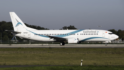 TC-TLE - Boeing 737-4Q8 - Tailwind Airlines