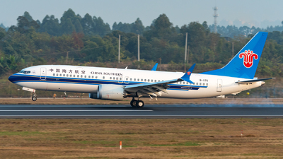 B-1175 - Boeing 737-8 MAX - China Southern Airlines