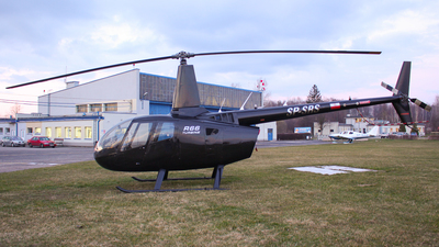 SP-SRS - Robinson R66 Turbine - Private