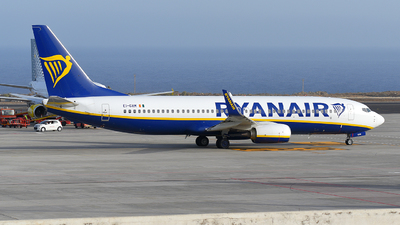 A picture of EIGXM - Boeing 7378AS - Ryanair - © Miguel Agueda