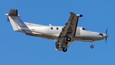 LX-JFC - Pilatus PC-12/47E - Jetfly Aviation
