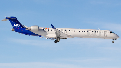 A picture of ESACG - Mitsubishi CRJ900LR - SAS - © Andre_S