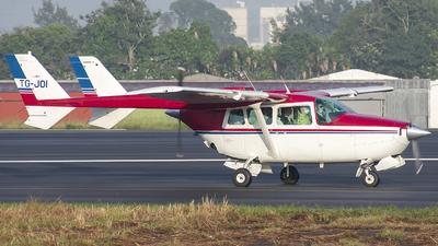 TG-JOI - Cessna 337E Skymaster - Private