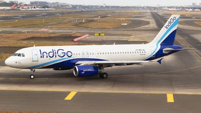 A picture of VTIKD - Airbus A320232 - IndiGo - © Akshay M