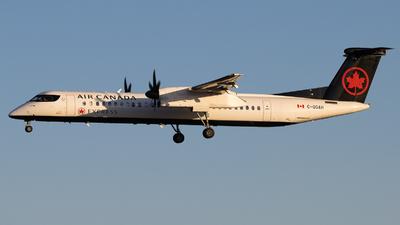 A picture of CGGAH - De Havilland Canada Dash 8400 - Air Canada - © Shon Fridman