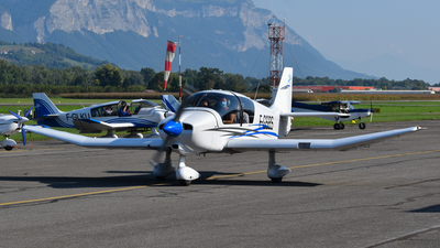 F-GSBS - Robin DR400/140B Major - Private