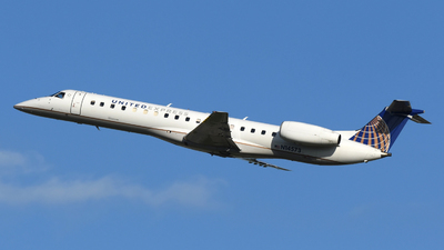 N14573 - Embraer ERJ-145LR - United Express (ExpressJet Airlines)