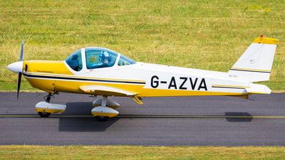 G-AZVA - MBB Bo209 Monsun - Private