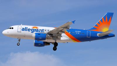 N319NV - Airbus A319-111 - Allegiant Air