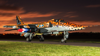 XX119 - Sepecat Jaguar GR.3A - United Kingdom - Royal Air Force (RAF)
