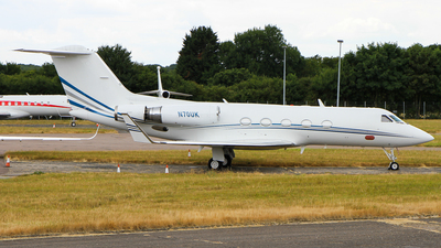 N70UK - Gulfstream G-III - Private