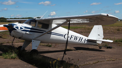 C-FWHA - Luscombe 8A - Private