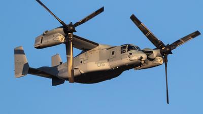 168336 - Boeing MV-22B Osprey - United States - US Marine Corps (USMC)