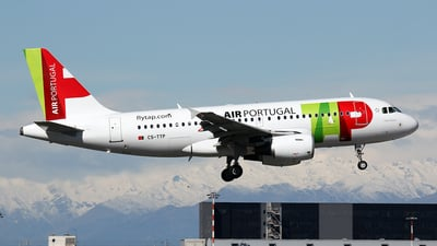 CS-TTP - Airbus A319-111 - TAP Air Portugal