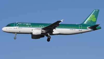 A picture of EIDEA - Airbus A320214 - Aer Lingus - © Frank Buschmann