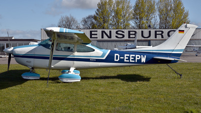 D-EEPW - Reims-Cessna F182P Skylane - Private