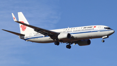 A picture of B7897 - Boeing 73789L - Air China - © DurianZ