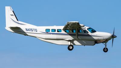 A picture of N415TG - Cessna 208B Grand Caravan - [208B0089] - © Hector Rivera - Puerto Rico Spotter