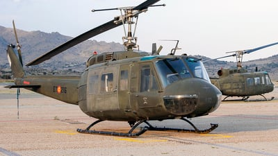 HU.10-36 - Bell UH-1H Iroquois - Spain - Army