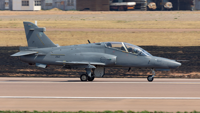 262 - British Aerospace Hawk Mk.120 - South Africa - Air Force