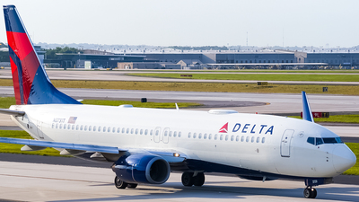 A picture of N3731T - Boeing 737832 - Delta Air Lines - © Ksavspotter
