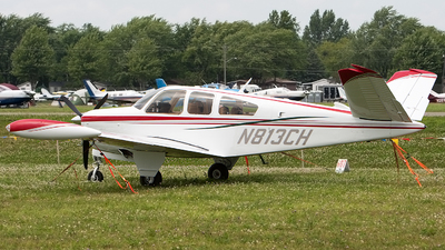 N813CH - Beechcraft V35B Bonanza - Private