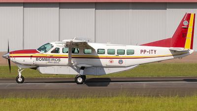 A picture of PPITY - Cessna 208B Grand Caravan - Azul Linhas Aereas - © Alexandre Barreto