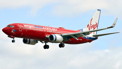 VH-VUK - Boeing 737-8FE - Virgin Blue Airlines