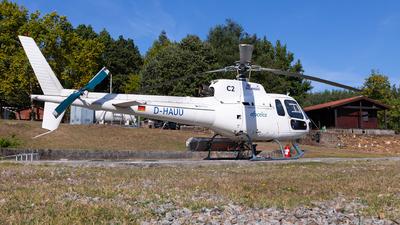 D-HAUU - Aérospatiale AS 350B2 Ecureuil - Meravo Helicopters
