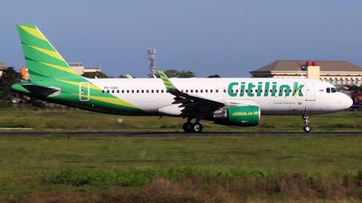 A picture of PKGQH - Airbus A320214 - Citilink - © utta