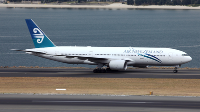 ZK-OKD - Boeing 777-219(ER) - Air New Zealand
