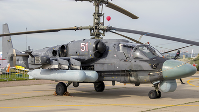 RF-91341 - Kamov Ka-52 Alligator - Russia - Air Force