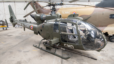 1579 - Aérospatiale SA 341F Gazelle - France - Army