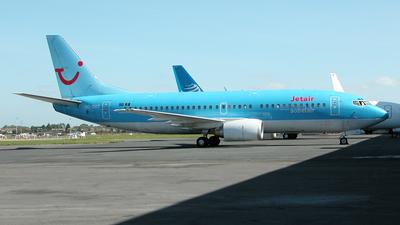 OO-SBZ - Boeing 737-329 - Sobelair