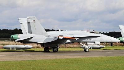 HN-454 - McDonnell Douglas F/A-18C Hornet - Finland - Air Force