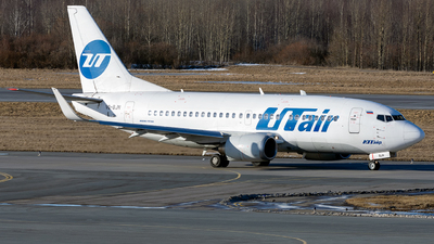 A picture of VQBJN - Boeing 737524 - UTair - © ArCher
