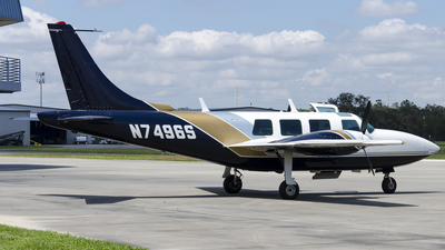 N7496S - Ted Smith Aerostar 600A - Private