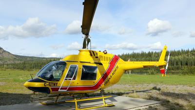 A picture of CGTNY - Bell 206B JetRanger II - [990] - © Jeroen Stroes