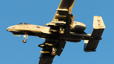 79-0094 - Fairchild A-10C Thunderbolt II - United States - US Air Force (USAF)