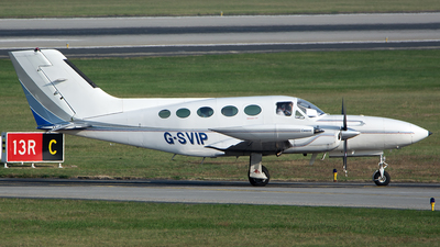 G-SVIP - Cessna 421B Golden Eagle - Private Wings