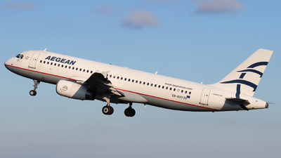 A picture of SXDVY - Airbus A320232 - Aegean Airlines - © Joost Alexander