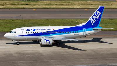 JA357K - Boeing 737-5L9 - ANA Wings
