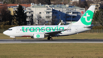 PH-XRD - Boeing 737-7K2 - Transavia Airlines